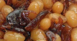 えびと大豆